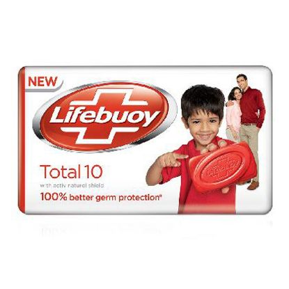 Picture of Lifebuoy Total 10 Soap Bar, 56 g