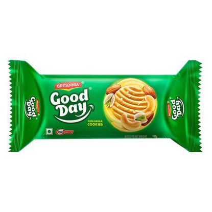 Picture of Britannia Good Day Pista Badam Cookies, 60 g