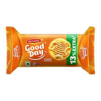 Picture of Britannia Good Day Cashew Cookies, 60 g