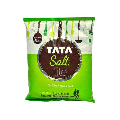Picture of Tata Salt Lite, 1 kg Pouch