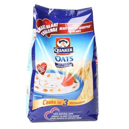Picture of Quaker Oats, 400 g Pouch