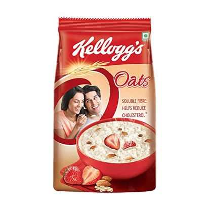 Picture of Kelloggs Oats, 1 kg Pouch