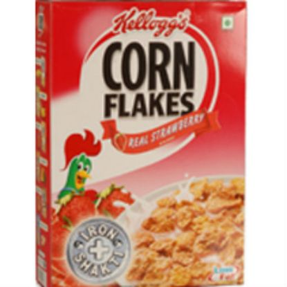 Picture of Kelloggs Strawberry Corn Flakes, 300 g