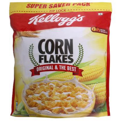 Picture of Kelloggs Corn Flakes, 290 g Pouch