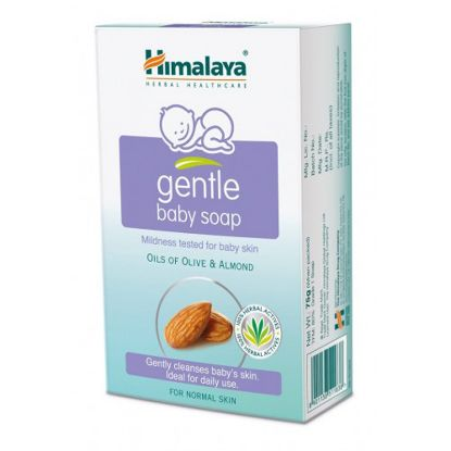 Picture of Himalaya Gentle Baby Soap, 75 g