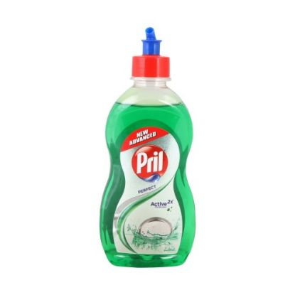Picture of Pril Dishwash Liquid - Active 2X Lime, 425 ml