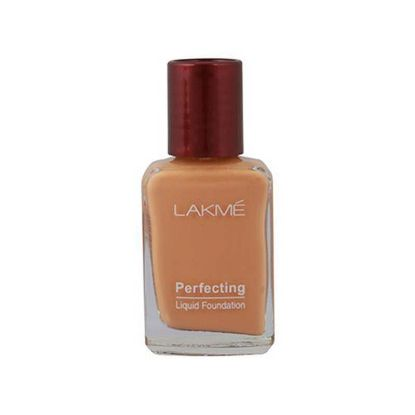 Picture of Lakme Perfecting Liquid Foundation, 27 ml Coral