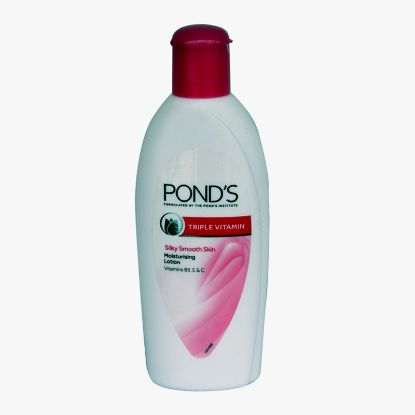 Picture of Ponds Moisturising Body Lotion, Triple Vitamin, 300 ml