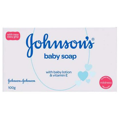 Picture of Johnson & Johnson Baby Soap, 100 g