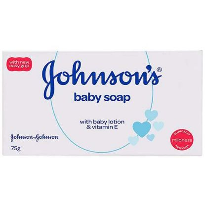 Picture of Johnson & Johnson Baby Soap, 75g