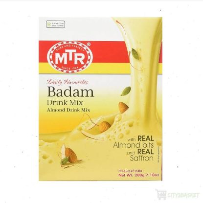 Picture of MTR Badam Drink Mix, 200 g