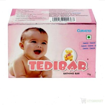 Picture of Tedibar Baby Soap, 75 g