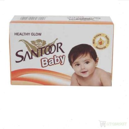 Picture of Santoor Baby Soap, 75 g