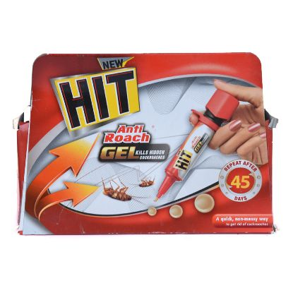 Picture of HIT Anti Roach Gel - Cockroach Killer, 20g