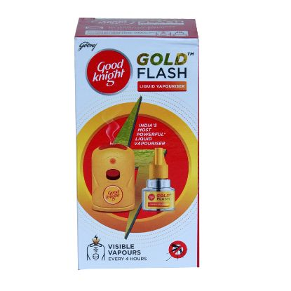 Picture of Good knight Gold Flash Refill, 45 ml