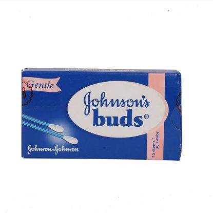 Picture of Johnson's Ear Buds, 30 Pcs Carton