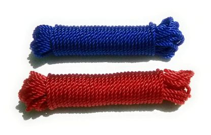 Picture of NYLON Multicolor Cloth Hanging Rope (Battala Rope)