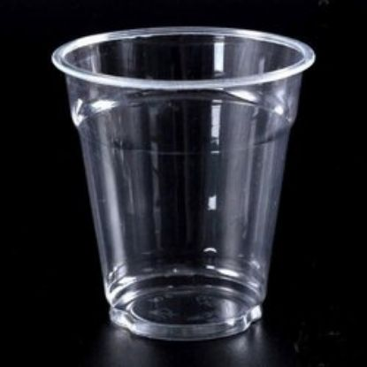 Picture of Disposed Plastic water Glasses, 75 Pcs