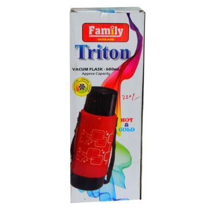 Picture of Triton Hot & Cold Vacum Flask - 600ml Capacity