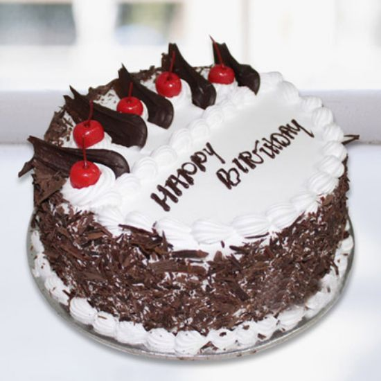 Picture of Black forest Cake - 1kg